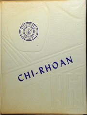 1963 Edition, Reicher Catholic High School - Chi Roan Yearbook (Waco, TX)