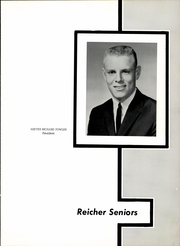 Page 13, 1964 Edition, Reicher Catholic High School - Chi Roan Yearbook (Waco, TX) online yearbook collection