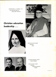 Page 7, 1964 Edition, Reicher Catholic High School - Chi Roan Yearbook (Waco, TX) online yearbook collection