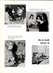 Page 8, 1964 Edition, Reicher Catholic High School - Chi Roan Yearbook (Waco, TX) online yearbook collection