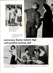 Page 9, 1964 Edition, Reicher Catholic High School - Chi Roan Yearbook (Waco, TX) online yearbook collection