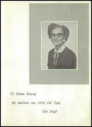 Page 9, 1956 Edition, Winona High School - Cat Tale Yearbook (Winona, TX) online yearbook collection