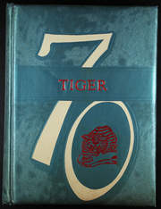 1970 Edition, Tidehaven High School - Tiger Yearbook (El Maton, TX)