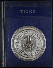 1971 Edition, Tidehaven High School - Tiger Yearbook (El Maton, TX)