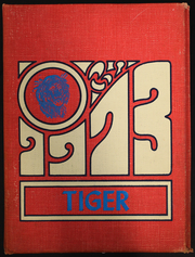 1973 Edition, Tidehaven High School - Tiger Yearbook (El Maton, TX)