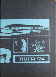 1974 Edition, Tidehaven High School - Tiger Yearbook (El Maton, TX)