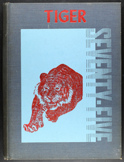 1975 Edition, Tidehaven High School - Tiger Yearbook (El Maton, TX)