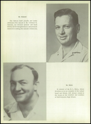 Page 10, 1958 Edition, Hull Daisetta High School - Bobcat Yearbook (Daisetta, TX) online yearbook collection