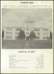 Page 11, 1958 Edition, Hull Daisetta High School - Bobcat Yearbook (Daisetta, TX) online yearbook collection