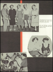Page 10, 1955 Edition, Clarendon High School - Forecast Yearbook (Clarendon, TX) online yearbook collection