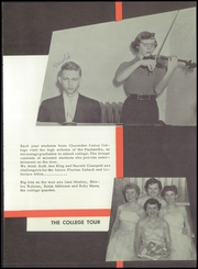Page 11, 1955 Edition, Clarendon High School - Forecast Yearbook (Clarendon, TX) online yearbook collection