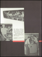 Page 9, 1955 Edition, Clarendon High School - Forecast Yearbook (Clarendon, TX) online yearbook collection
