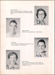Page 14, 1953 Edition, Bells High School - Panther Yearbook (Bells, TX) online yearbook collection