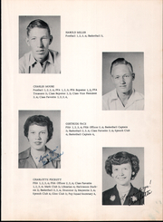Page 15, 1953 Edition, Bells High School - Panther Yearbook (Bells, TX) online yearbook collection