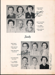 Page 9, 1953 Edition, Bells High School - Panther Yearbook (Bells, TX) online yearbook collection