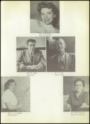 Page 15, 1953 Edition, Redwater High School - Dragon Yearbook (Redwater, TX) online yearbook collection