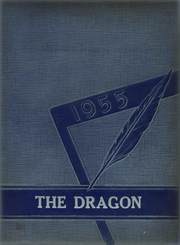 1955 Edition, Redwater High School - Dragon Yearbook (Redwater, TX)