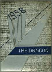 1958 Edition, Redwater High School - Dragon Yearbook (Redwater, TX)