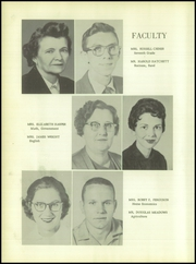 Page 12, 1958 Edition, Redwater High School - Dragon Yearbook (Redwater, TX) online yearbook collection