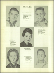 Page 14, 1958 Edition, Redwater High School - Dragon Yearbook (Redwater, TX) online yearbook collection
