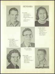 Page 15, 1958 Edition, Redwater High School - Dragon Yearbook (Redwater, TX) online yearbook collection