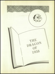 Page 7, 1958 Edition, Redwater High School - Dragon Yearbook (Redwater, TX) online yearbook collection