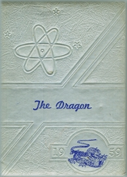 1959 Edition, Redwater High School - Dragon Yearbook (Redwater, TX)