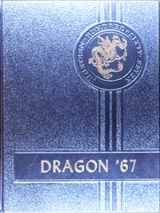 1967 Edition, Redwater High School - Dragon Yearbook (Redwater, TX)