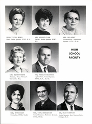 Page 10, 1967 Edition, Redwater High School - Dragon Yearbook (Redwater, TX) online yearbook collection