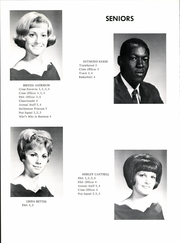 Page 16, 1967 Edition, Redwater High School - Dragon Yearbook (Redwater, TX) online yearbook collection