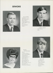 Page 15, 1968 Edition, Redwater High School - Dragon Yearbook (Redwater, TX) online yearbook collection