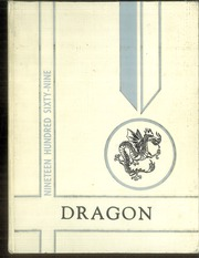 1969 Edition, Redwater High School - Dragon Yearbook (Redwater, TX)