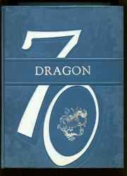 1970 Edition, Redwater High School - Dragon Yearbook (Redwater, TX)