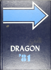 1981 Edition, Redwater High School - Dragon Yearbook (Redwater, TX)