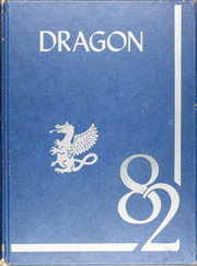 1982 Edition, Redwater High School - Dragon Yearbook (Redwater, TX)