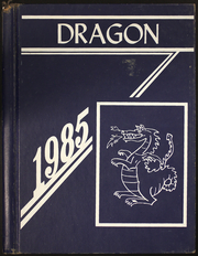 1985 Edition, Redwater High School - Dragon Yearbook (Redwater, TX)