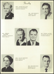 Page 15, 1956 Edition, Iraan High School - Rimrock Yearbook (Iraan, TX) online yearbook collection