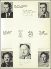 Page 17, 1956 Edition, Iraan High School - Rimrock Yearbook (Iraan, TX) online yearbook collection