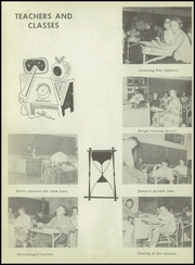Page 10, 1958 Edition, Iraan High School - Rimrock Yearbook (Iraan, TX) online yearbook collection