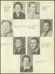 Page 17, 1958 Edition, Iraan High School - Rimrock Yearbook (Iraan, TX) online yearbook collection