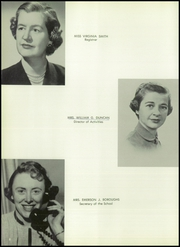 Page 12, 1960 Edition, Hockaday High School - Cornerstones Yearbook (Dallas, TX) online yearbook collection