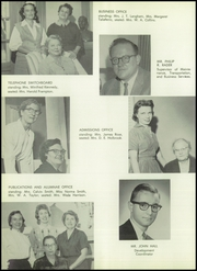 Page 14, 1960 Edition, Hockaday High School - Cornerstones Yearbook (Dallas, TX) online yearbook collection