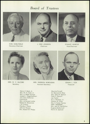 Page 9, 1960 Edition, Hockaday High School - Cornerstones Yearbook (Dallas, TX) online yearbook collection
