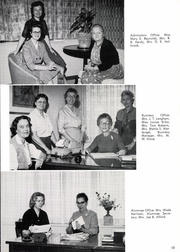 Page 17, 1962 Edition, Hockaday High School - Cornerstones Yearbook (Dallas, TX) online yearbook collection