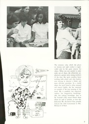 Page 11, 1968 Edition, Hockaday High School - Cornerstones Yearbook (Dallas, TX) online yearbook collection