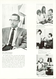 Page 17, 1968 Edition, Hockaday High School - Cornerstones Yearbook (Dallas, TX) online yearbook collection
