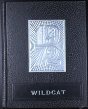 Godley High School - Wildcat Yearbook (Godley, TX) online yearbook collection, 1972 Edition, Page 1
