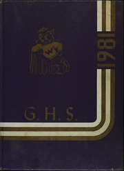 Godley High School - Wildcat Yearbook (Godley, TX) online yearbook collection, 1981 Edition, Page 1