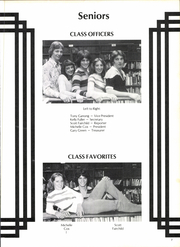Page 11, 1981 Edition, Godley High School - Wildcat Yearbook (Godley, TX) online yearbook collection