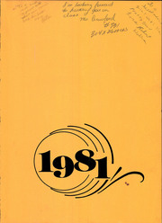 Page 3, 1981 Edition, Godley High School - Wildcat Yearbook (Godley, TX) online yearbook collection